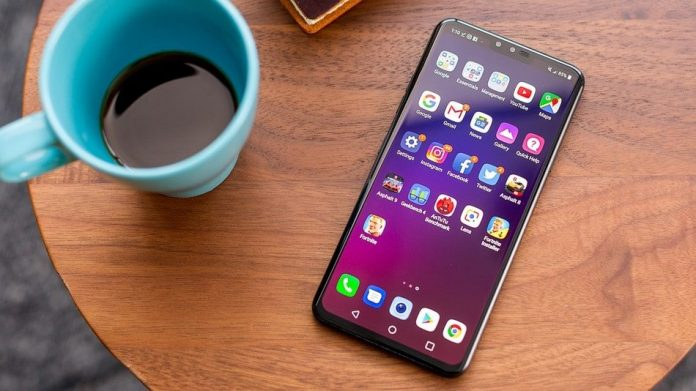 How To View ESN / IMEI / MEID LG G8 ThinQ