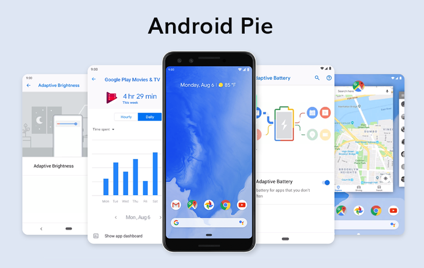 Best Android 9.0 Pie Features