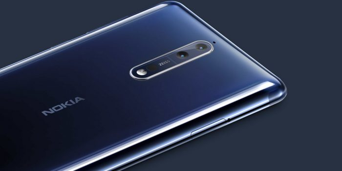 Nokia 8 Live Debut The First Android Flagship from Scandinavia