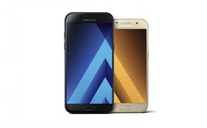 Samsung Announces Galaxy A Series 2017