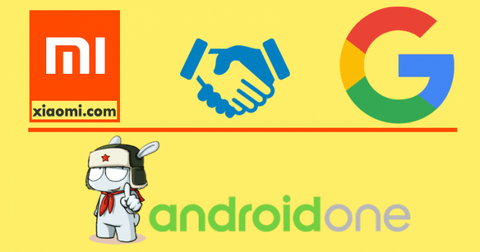 Xiaomi and Google Prepare the Latest Generation Android One Phone