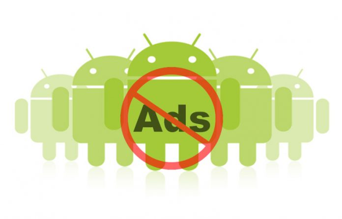 block ads in apps of Android phones