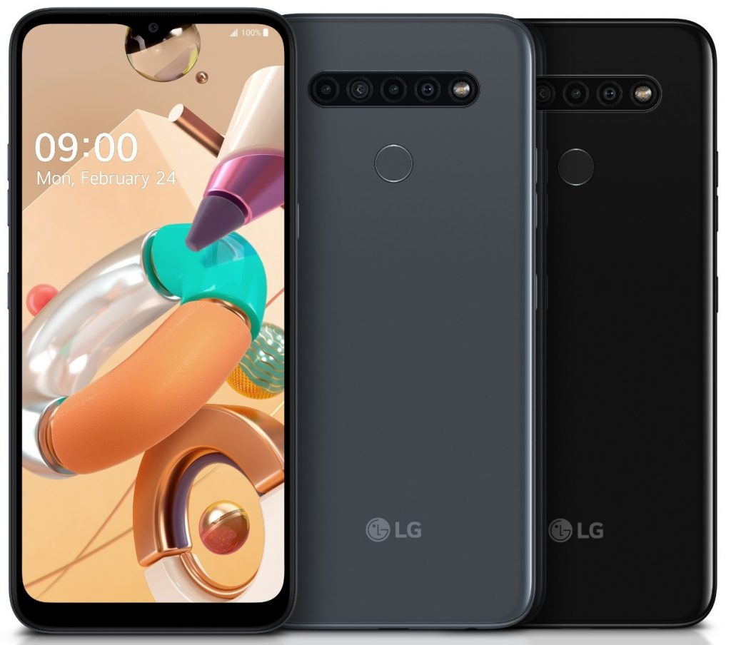 LG K 2020 Series unveiled includes K61 K51S K41S