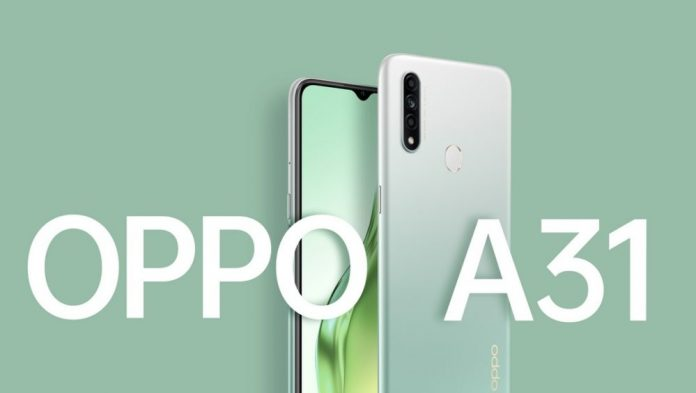 Oppo A31 launched in India with up to 6GB RAM