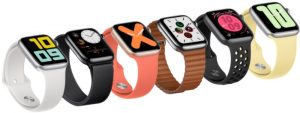 smartwatch for Apple and Android