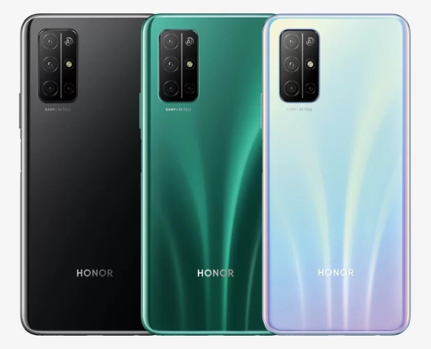 Honor 30S with Kirin 820 SoC unveiled