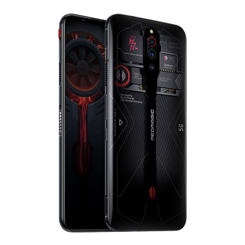 Nubia Red Magic 5G with SD865, up to 16GB RAM unveiled