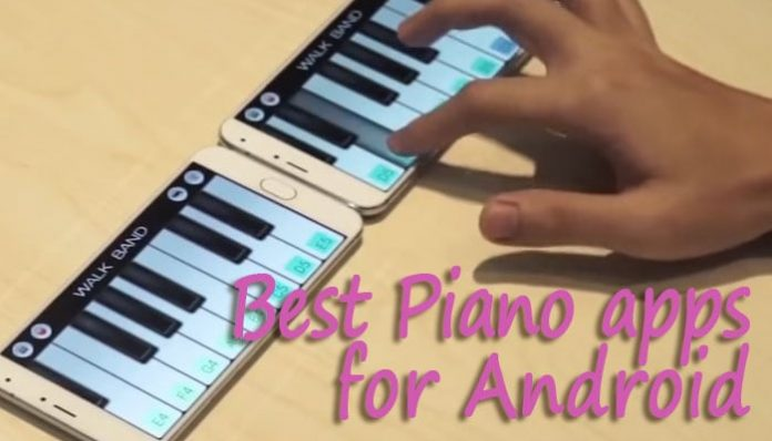 Best piano learning apps for Android