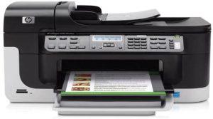 Officejet 6500 wireless printer