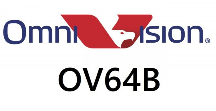 OmniVision OV64B 64MP image sensor unveiled, World's first 0.7 Micron