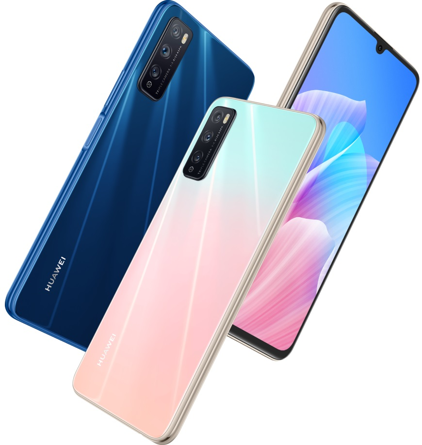 Huawei Enjoy Z 5G with up to 8GB RAM unveiled