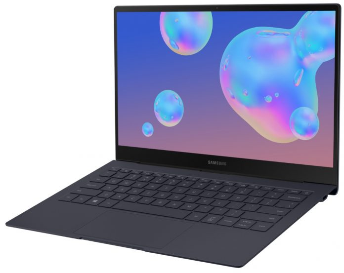 Samsung Galaxy Book S (2020) with Intel Core processor unveiled