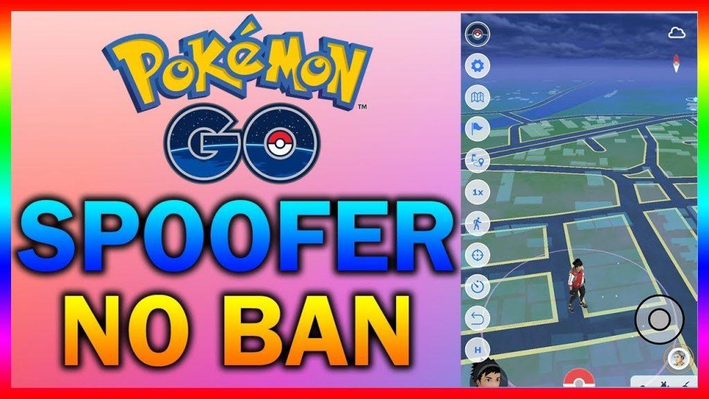 Spoof iPhone GPS in the Pokémon Go