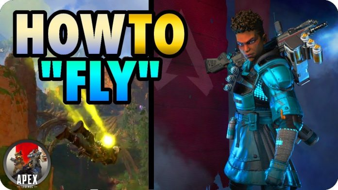 Fly in Apex Legend
