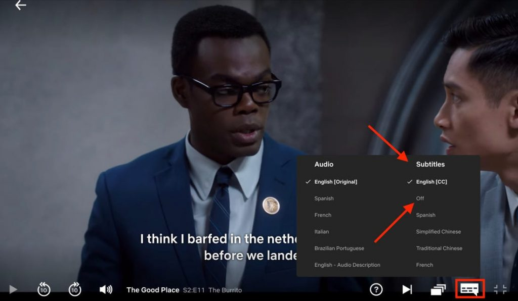 How to Turn Off Subtitles on Netflix Permanently