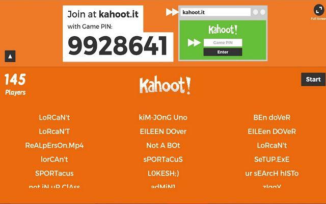 Kahoot Smasher