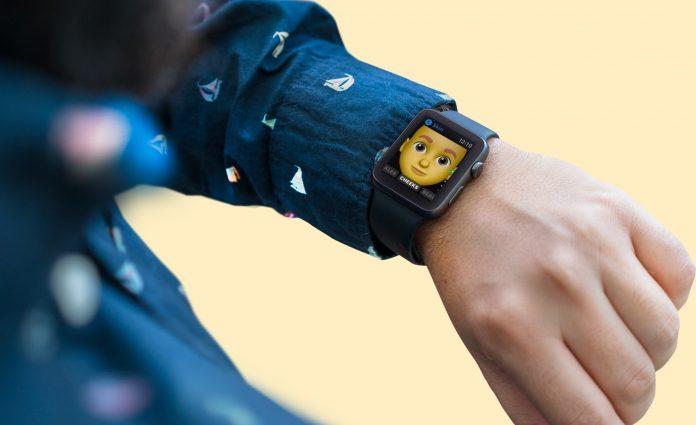 Memoji on Apple Watch