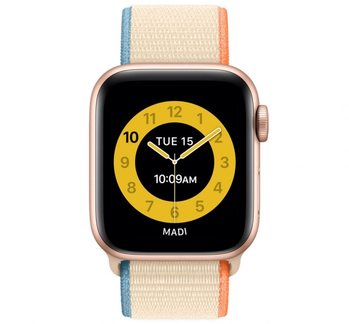 Schooltime on Apple Watch