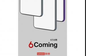 Lenovo new smartphones