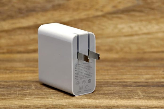 Xiaomi Gets a New 55W Fast Charging Adapter Certified