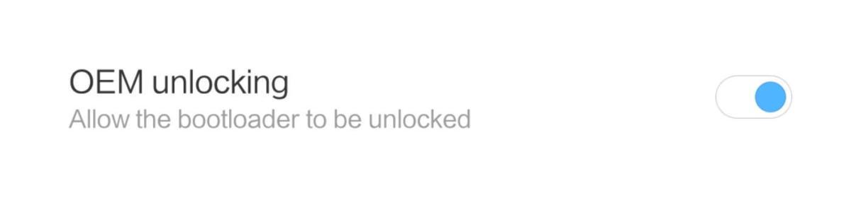 Redmi Note 7 Unlock Bootloader OEM Unlocking