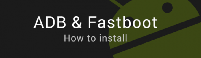 how to install adb fastboot tools