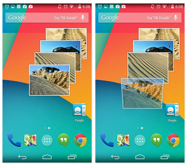 How to Add or Resize Widgets on Android