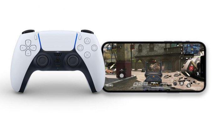 New PS5 DualSense Controller