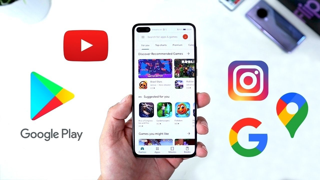 How to Install Google Play Store on Any Huawei HarmonyOS 6.6
