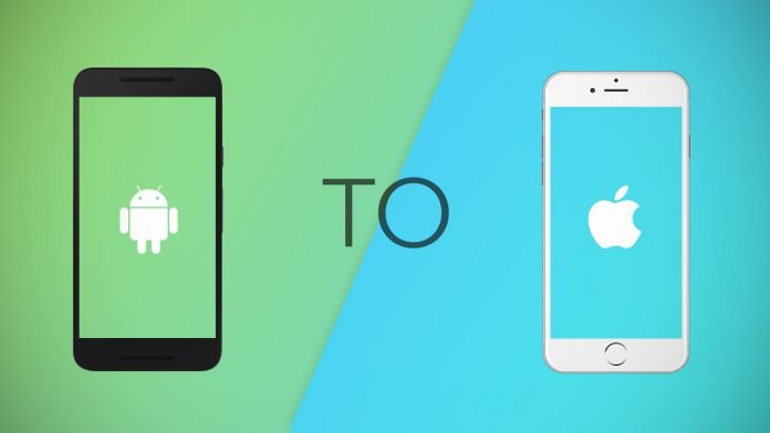 Move Your Data from Android to iPhone