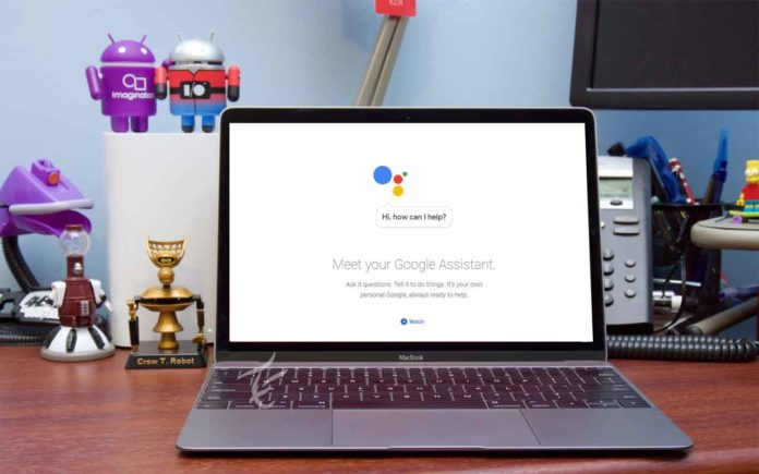 Use Google Assistant on PC