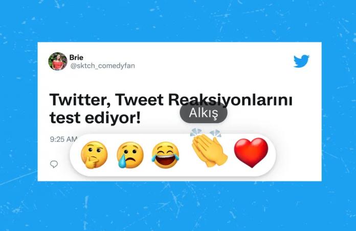 Twitter Emoji Reaction