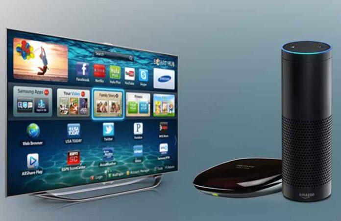 Connect Samsung Smart TV to Alexa