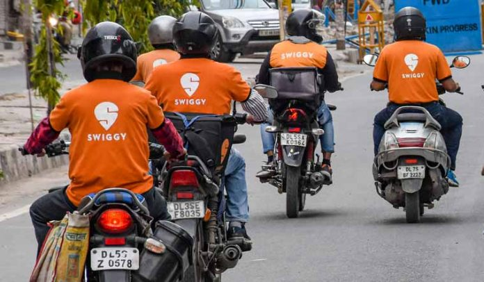 India's Swiggy to Get a Fresh Round of Funding, Valuing it Over $10 Billion