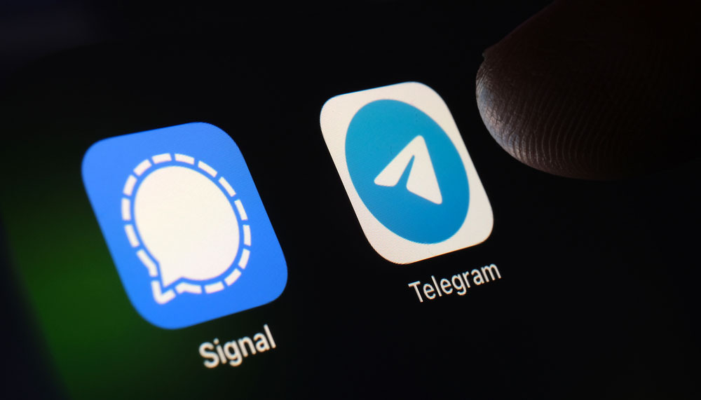 Telegram and Signal Gained Millions of New Users From WhatsApp Outage